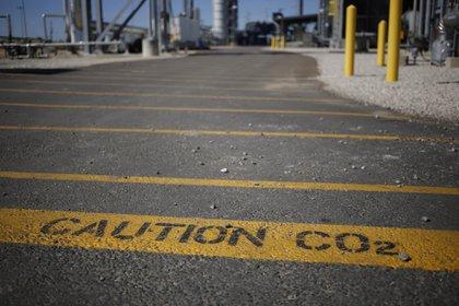 Según Jiménez, se puede medir el CO2 -dióxido de carbono- por ejemplo, a partir de un aparato que lo mide e y cuesta 150 dólares, y permite ver dónde hay mayor cantidad de este compuesto en el aire, que es el que exhalamos al respirar (Fotógrafo: Luke Sharrett / Bloomberg)