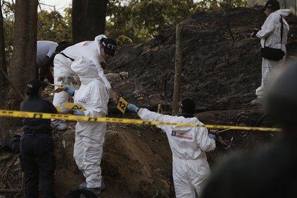 México ha alcanzado un nuevo hito en la epidemia homicida que vive desde hace más de una década (Foto: EFE/Ernesto Guszmán Jr./Archivo)