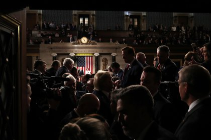 (LEAH MILLIS / POOL / AFP)