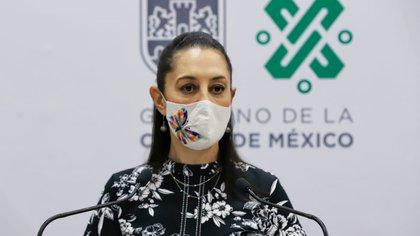 """""""Lo determina la SEP"""": Claudia Sheinbaum sobre el regreso a clases presenciales en CDMX"""