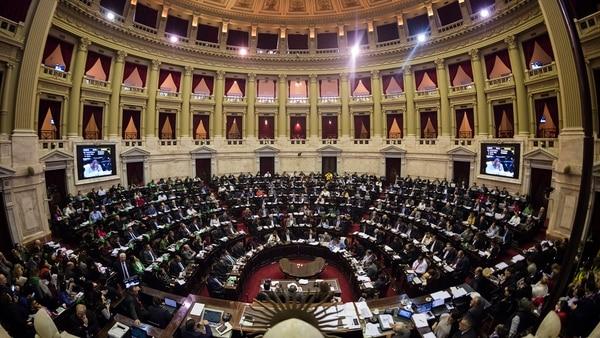 La leyJustina es tratada en la Cámara de Diputados