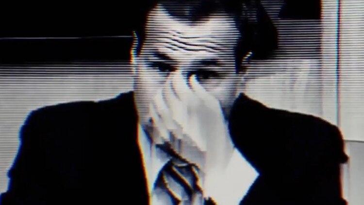 El fiscal Alberto Nisman (Netflix)
