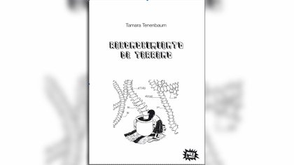 """""""Reconocimiento de terreno"""" es el primer libro de Tamara Tenenbaum"""