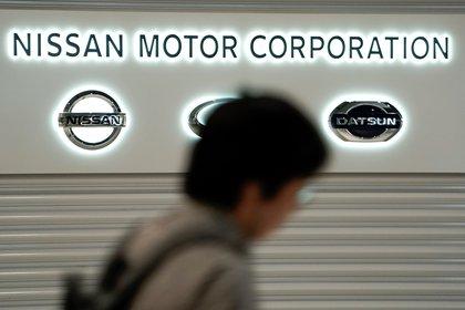 Las ventas globales de Nissan en abril cayeron un 41,6 %. EFE/EPA/KIMIMASA MAYAMA/Archivo