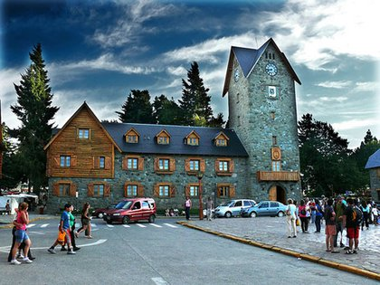 Le centre civique de Bariloche