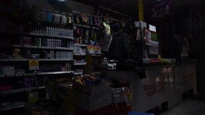 Este martes se registró falta de suministro eléctrico en varios barrios de Capital Federal (Franco Fafasuli)