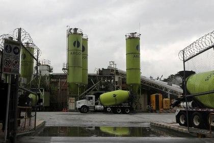 Foto de archivo. Imagen de una planta de Cemetos Argos en la ciudad de Medellín, Colombia, 30 de mayo, 2019. REUTERS/Luisa González