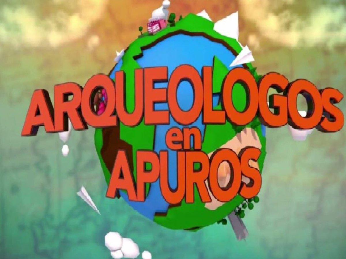 """Arqueólogos en apuros"""", INAH estrenará el primer noticiero infantil sobre  arqueología mesoamericana - Infobae"""