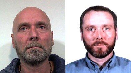 """Rodolfo """"El Ruso"""" Lohrmann, principal acusado del secuestro de Schaerer."""