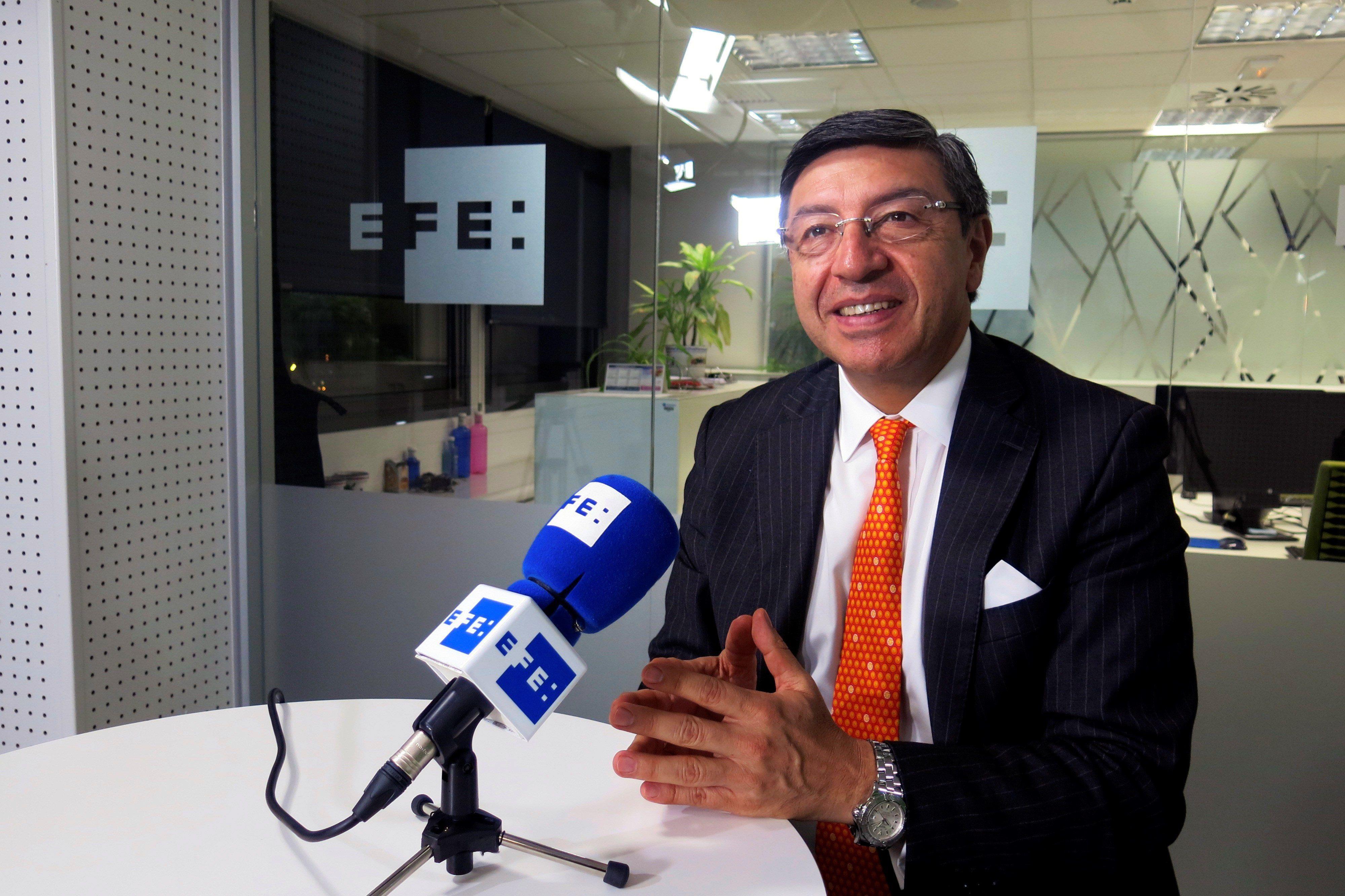 En la imagen secretario General de la Comunidad Andina (CAN), Jorge Hernando Pedraza. EFE /Rafael Cañas /Archivo