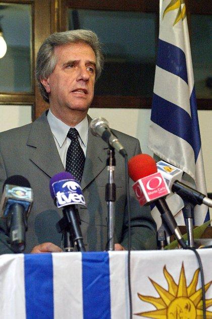 Tabaré Vázquez, el ex presidente de Uruguay, se recupera de recaída es su estado de salud
