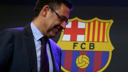 Bartomeu, presidente del Barcelona FC (Reuters)