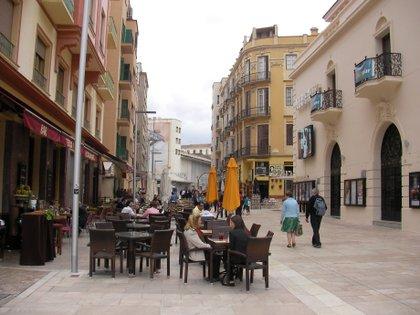 La calle Alcazabillas