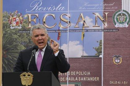 Fuerzas militares de Colombia abaten a líder de guerrilla ELN