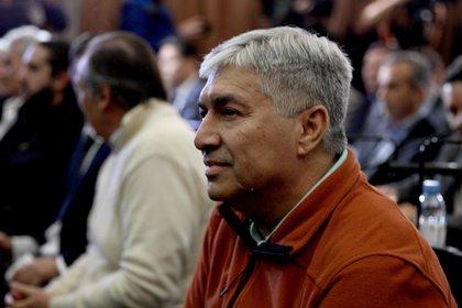 Báez fue condenado a 12 años pero por ahora no volverá a la cárcel (EFE /Carlota Ciudad /Archivo)