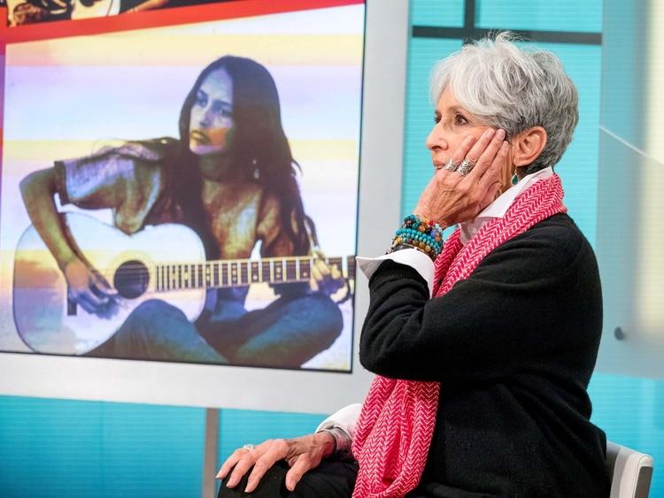 En 'Good Morning Britain', programa de TV en el Reino Unido – 23 de febrero de 2018 (Shutterstock)