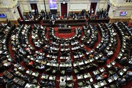 Sesión cámara de diputados elección de autoridades