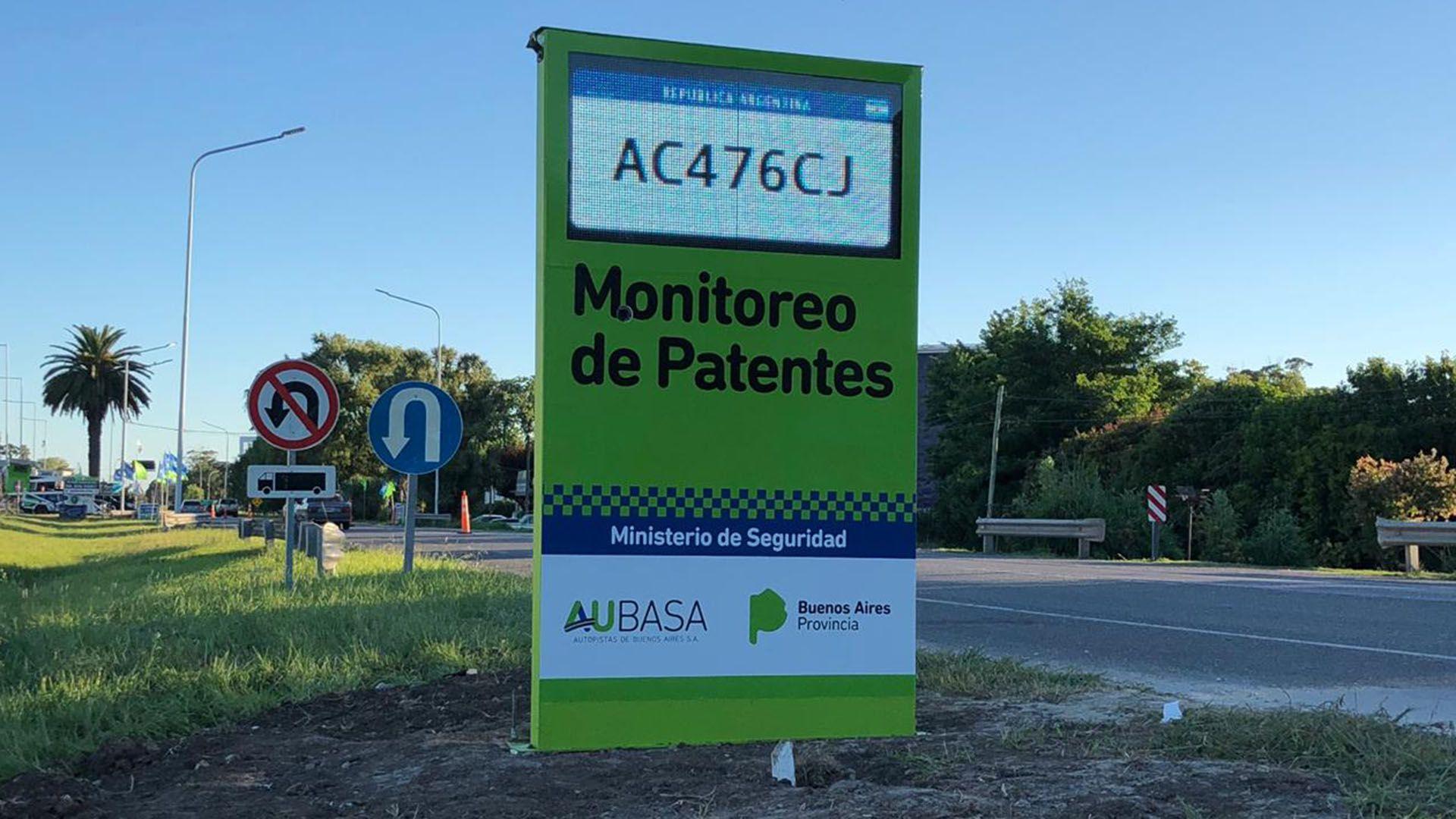 También seguirán los controles a la patentes para ingresar a la costa Atlántica