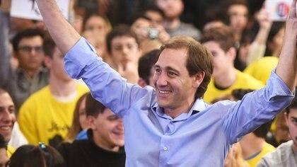 Julio Garro logró dar vuelta la elección en La Plata y ser releecto (NA)