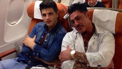 Ricardo Fort y Rodrigo Díaz (Twitter)