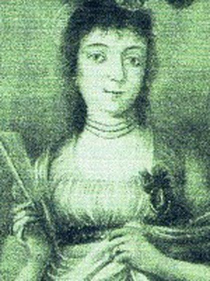 María Guadalupe Cuenca, la esposa de Moreno.
