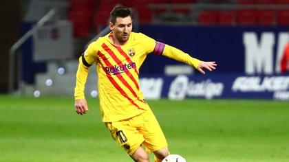 Messi se quedó con este premio en 2015 REUTERS/Sergio Perez