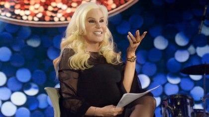 Susana Giménez (Foto: Telefe)