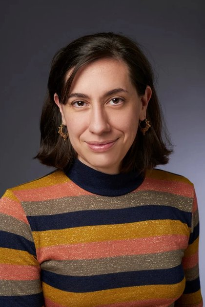 Mariana Eva Perez (Foto: Alejandra López / Editorial Planeta)