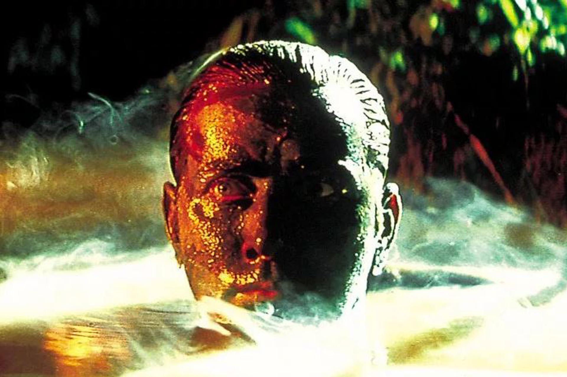 """Una de las escenas icónicas de """"Apocalypse Now"""""""