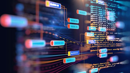 En el aprendizaje automático, la computadora extrae patrones de los datos, logrando entrenar un modelo (Shutterstock)