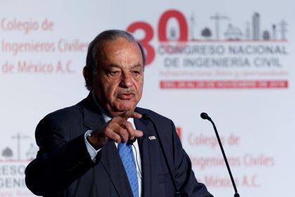 El multimillonario mexicano Carlos Slim (Foto: José Méndez/ EFE)