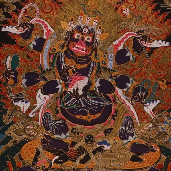 Mara, el diablo del budismo