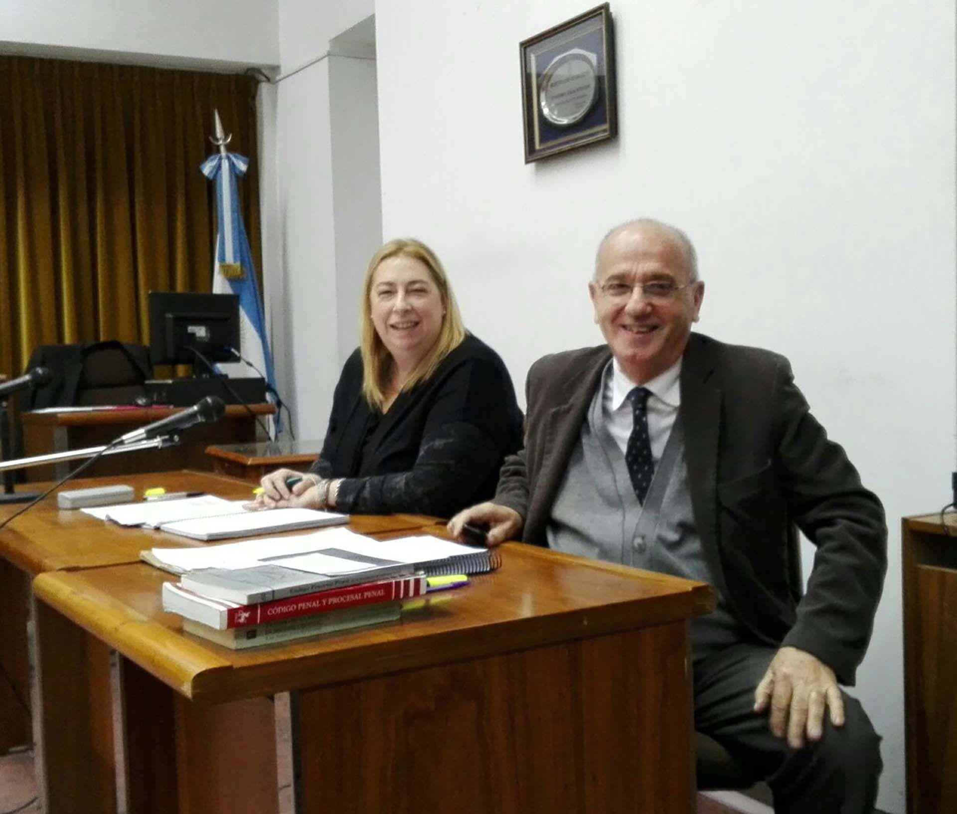 La fiscal de Violencia de Género de San Isidro, Laura Zyseskind