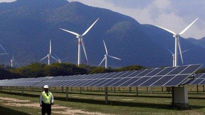 El plan del gobierno federal no contempla promover energías limpias (Foto: Cuartoscuro)