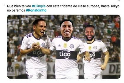 Los memes sobre la detención de Ronaldinho en Paraguay
