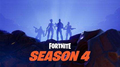 Nueva temporada del videojuego Fortnite