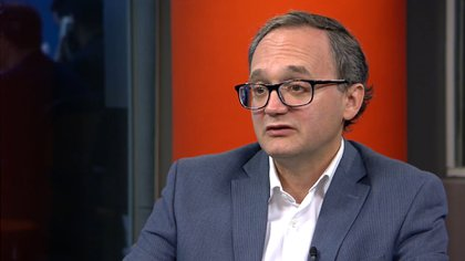 Gustavo Idígoras, presidente de la Cámara Argentina de la Industria Aceitera