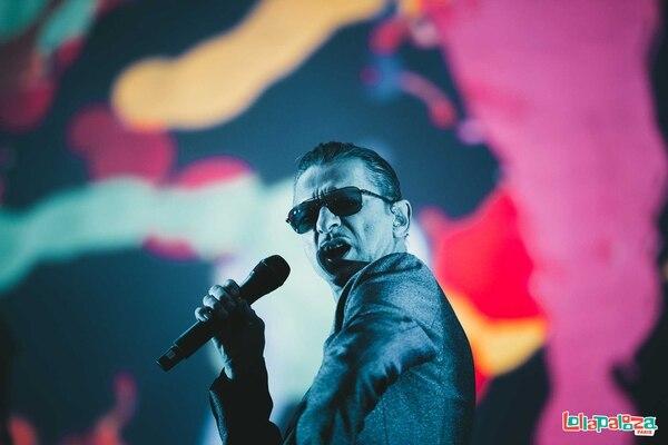 Depeche Mode: la legendaria banda fue uno de los platos fuertes del fin de semana.