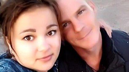 Margarita Yanayeva, de 23 años, y su pareja Alexey enfrentan 20 años de cárcel