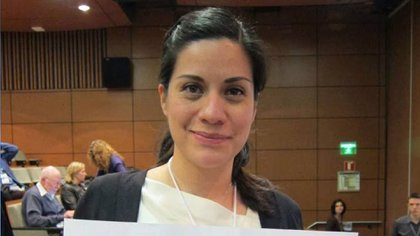 Lisa Sánchez, directora de México Unido Contra la Delincuencia, advirtió sobre el militarismo en el país (Foto: @lismarybaby)