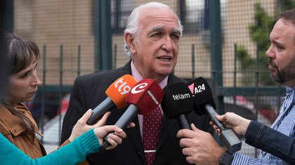 El abogado constitucionalista Ricardo Gil Lavedra