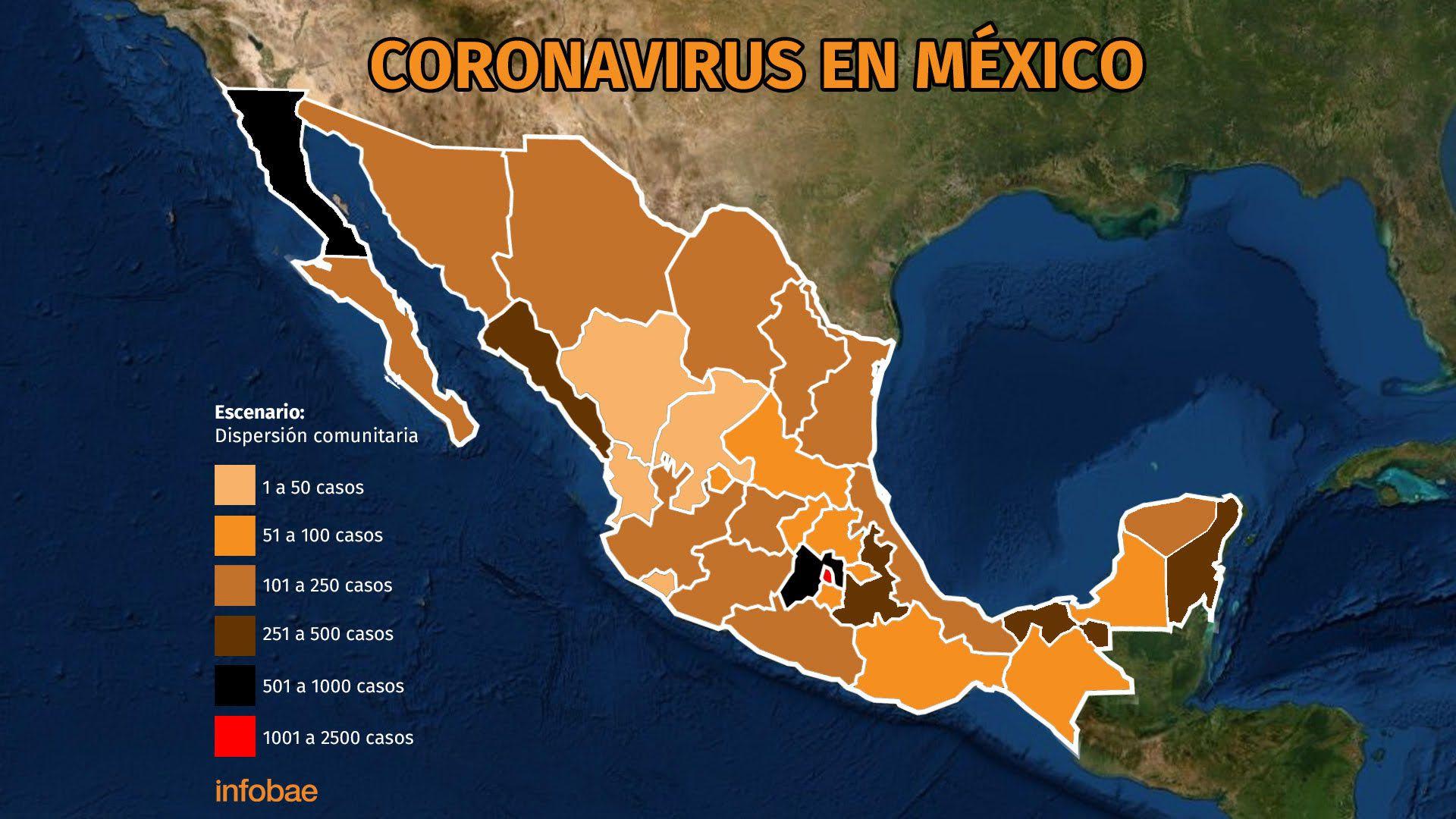Gráfica: Jovani Pérez / Infobae México