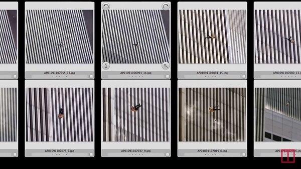 The Falling Man es el título de una fotografía tomada por Richard Drew durante los atentados del 11 de septiembre de 2001 contra las torres gemelas del World Trade Center, a las 9:41:15 de la mañana