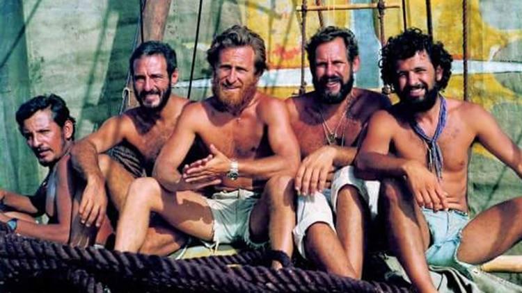 Los cinco argentinos salieron el 22 de mayo de 1984 desde Tenerife, en las Islas Canarias
