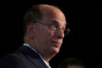 Larry Fink, CEO de BlackRock (REUTERS/Shannon Stapleton/File Photo)