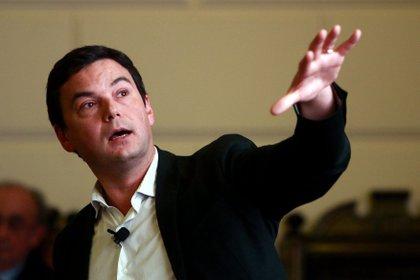"""Thomas Piketty advirtió sobre una """"orgía de creación de dinero"""". (EFE)"""