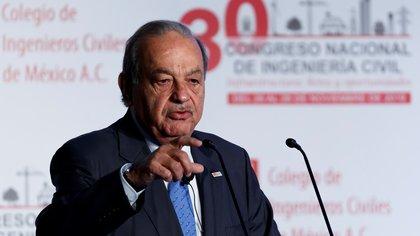 """""""El dinero no es el objetivo"""": la regla de Carlos Slim para crecer como empresario y mantener los pies en la Tierra"""