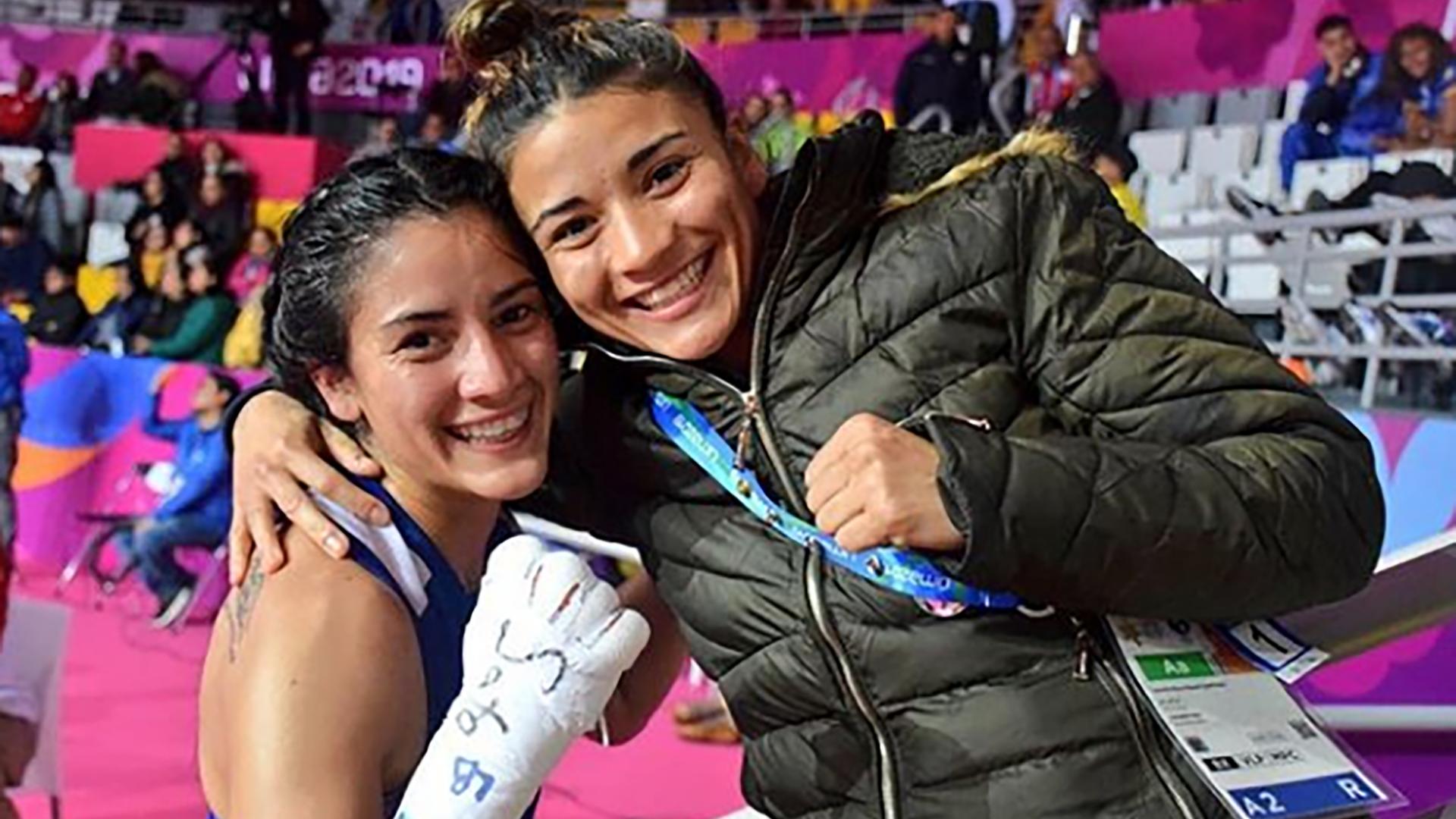 Hermanas de oro y plata, su victoria se produjo mucho antes de subirse al podio