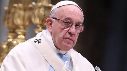 El papa Francisco volvió a omitir las violaciones a los derechos humanos en Venezuela y Nicaragua (Reuters/ Tony Gentile)