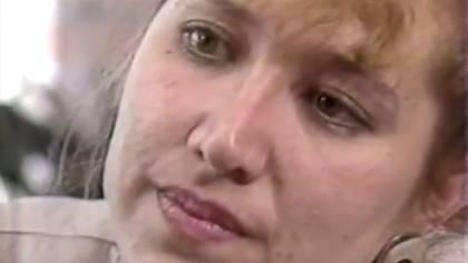 Sara Aldrete en una de sus últimas entrevistas (Foto: captura de pantalla)